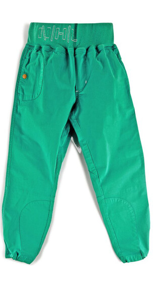 Nihil Ratio lange broek groen